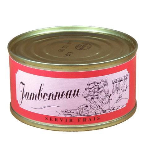 Jambonneau en boite 190gr