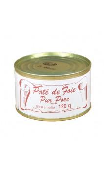 Pâté de foie pur porc 120 gr
